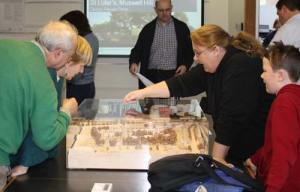Cohousing Woodside members at PTEa workshop
