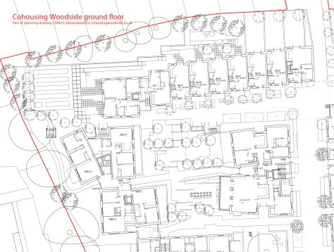 Cohousing-Woodside-ground-floor-plan