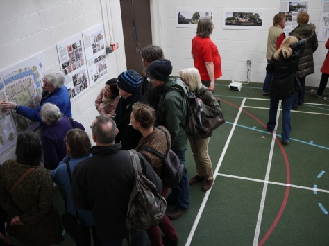 Visitor interest in Cohousing Woodside