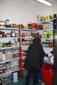 Lancaster community shop