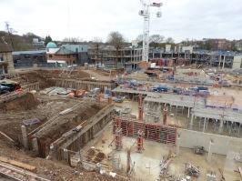 St Luke's progress December 2015